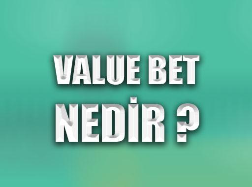 Değer Bahsi (value bet) Nedir ?