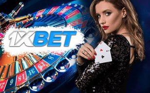 1xbet sitesinde casino oyunları